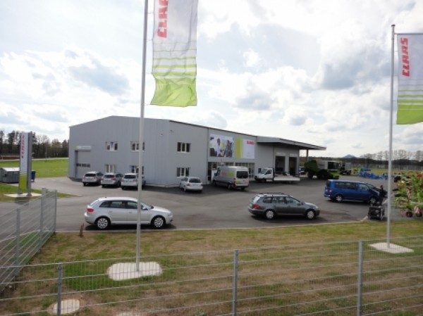 Claas Standort Altenstadt
