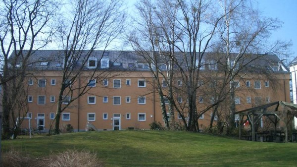 Neubau Dachgeschosswohnungen München BA2
