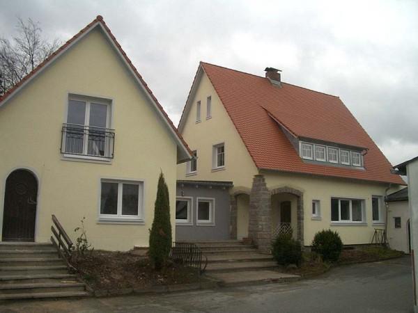 Sanierung EFH Wernberg