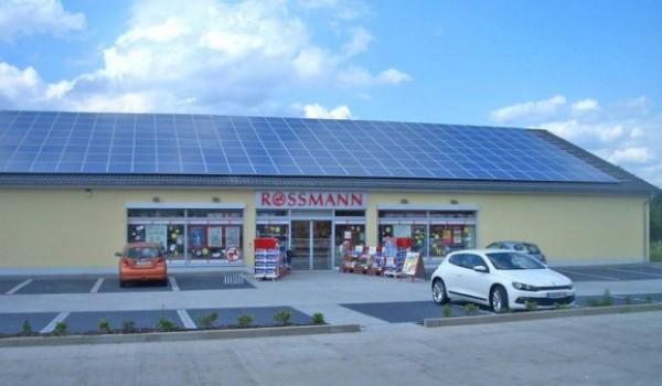 Thumbnail for PV Anlage Rossmann Markt Wernberg